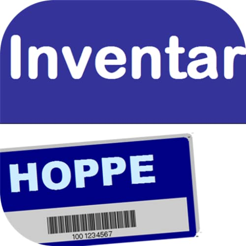 INVENTAR für Barcode Etiketten