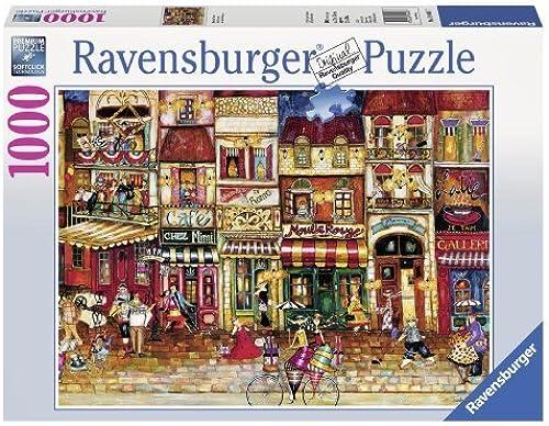 ofrecemos varias marcas famosas Ravensburger Streets of France Jigsaw Puzzle (1000-Piece) (1000-Piece) (1000-Piece) by Ravensburger  Con precio barato para obtener la mejor marca.