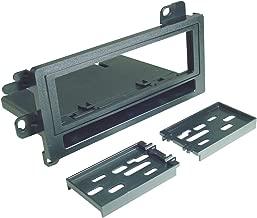 Scosche CJ1278B Single DIN Installation Dash Kit with Pocket for Select 1974-Up Chrysler/Dodge/Eagle/Jeep