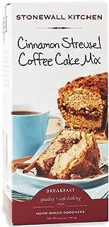 Stonewall Kitchen Cinnamon Streusel Coffee Cake Mix, 27.2 Ounce