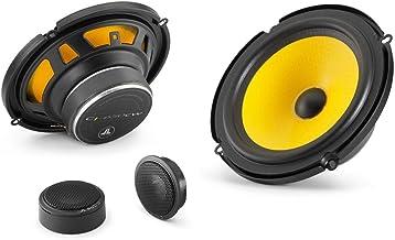 """JL Audio C1-650 6-1/2"""" 2-Way Component Car Audio Speakers photo"""