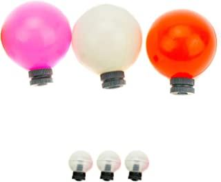 Airflo Airlock Indicator 3 Pack Assorted Colors 3//4