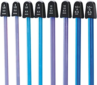 4-Pack Susan Bates 7-Inch Quicksilver Double Point Knitting Needle 5mm