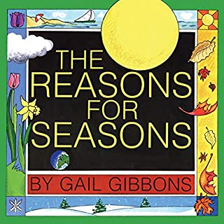 The Reasons for Seasons audiobook cover art