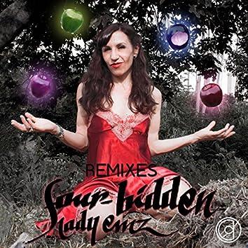 Four-Bidden Remixed