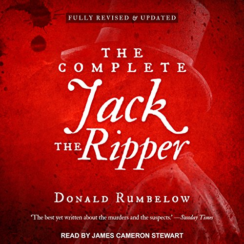 The Complete Jack the Ripper audiobook cover art