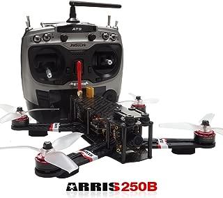 ARRIS X-Speed 250B V3 250 FPV Racing Drone Camera Drone RTF W/ Flycolor Raptor 390 Tower 4-in-1 (30A ESC + F3 + OSD + PDB)