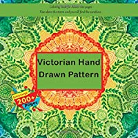 Victorian Hand Drawn Pattern Coloring Book for Adults 200 pages - Rise above the storm and you will find the sunshine. (Mandala)