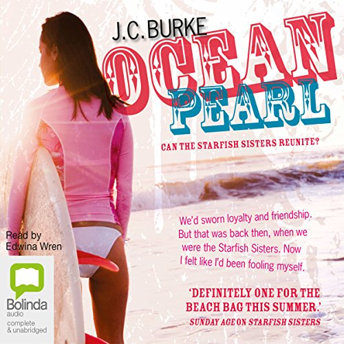 Ocean Pearl audiobook cover art