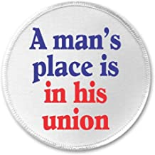 A&T Designs A man's place is in his union 3