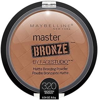 Maybelline Facestudio Master Bronze Powder - 320 - Vacation Bronze