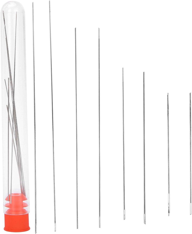 Thin Beading Embroidery Boston Mall Needles See 8Pcs Needle Bead Attention brand