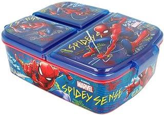 Theonoi Kinderbroodtrommel / lunchbox / sandwichbox selecteerbaar: Avengers - Mickey - Paw van kunststof BPA vrij - leuk c...