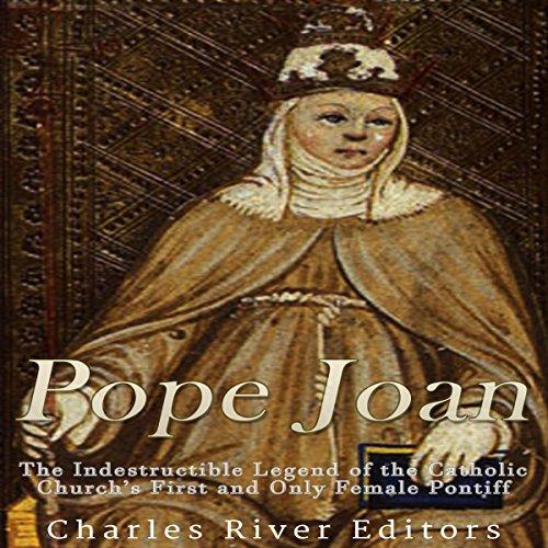 Pope Joan audiobook cover art
