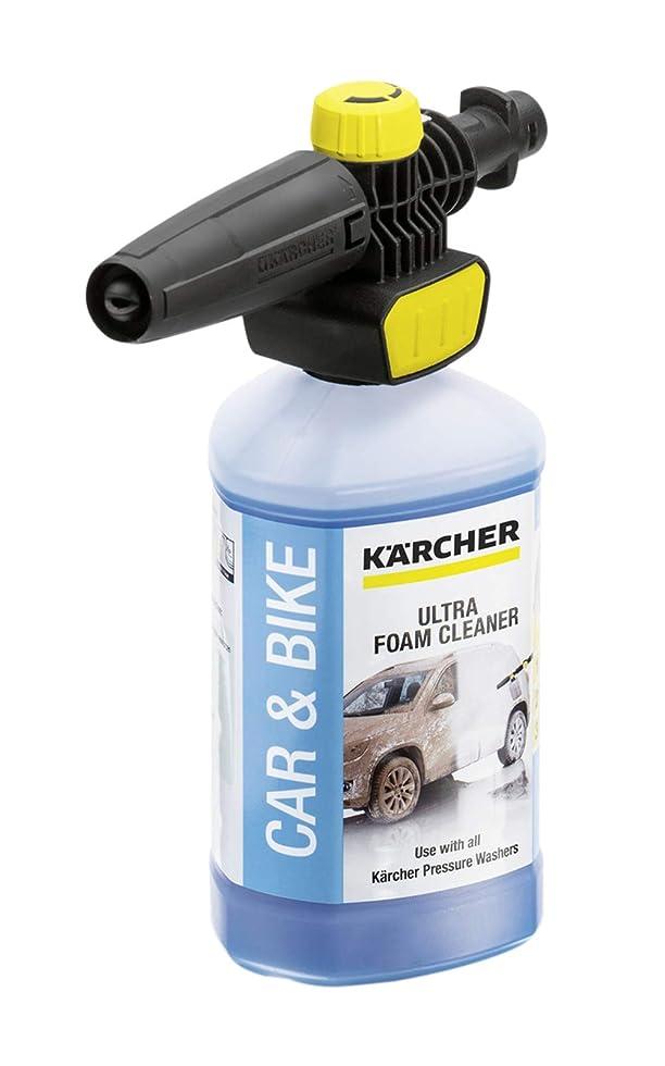 没頭するガソリン価値のないケルヒャー(KARCHER) ウルトラフォームセット 2.643-555.0