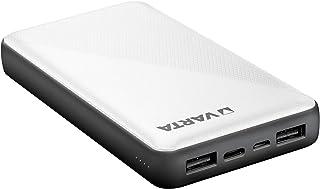 VARTA Power Bank Energy 15000 mmAh, inklusive laddningskabel (1x Micro USB-ingång, 2x USB A-utgångar, 1x dubbelriktad USB ...