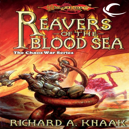 Reavers of the Blood Sea audiobook cover art
