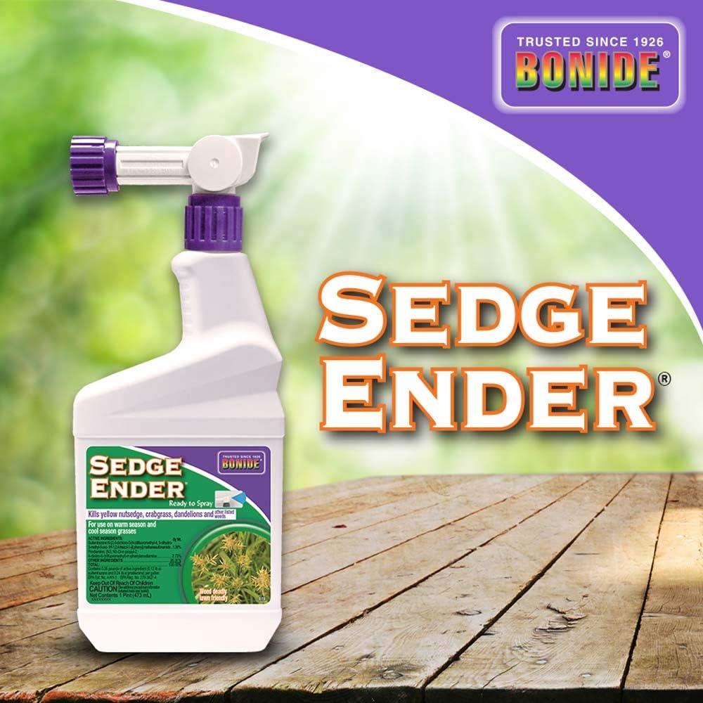 Bonide 070 Sedge Super-cheap Ender Weed Killer White Max 55% OFF