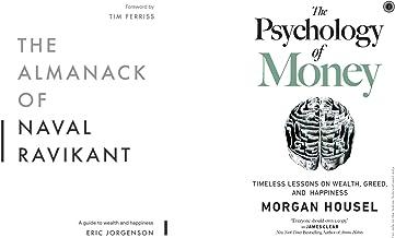 The Almanack of Naval Ravikant (Eric Jorgenson) + The Psychology of Money (Morgan Housel)