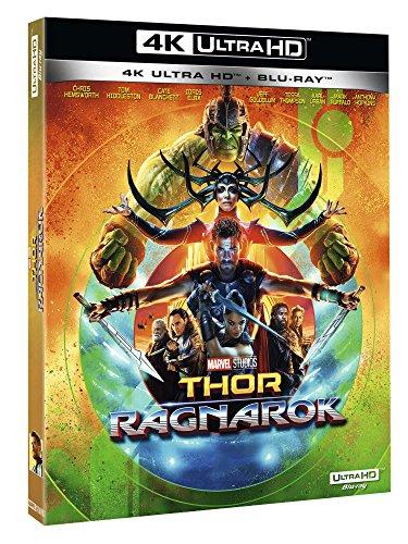 4K Thor Ragnarok +2D