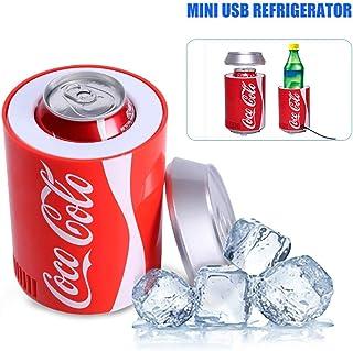 Mini USB frigorífico Nevera portátil para Coche, Coca-Cola