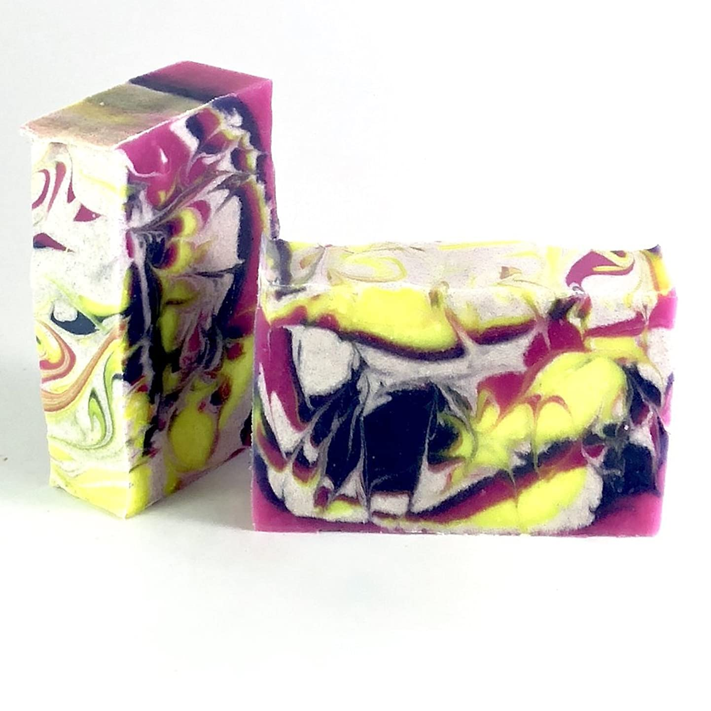 Flash Dancer Artisan Soap - Handmade Soap that Smells Like Dancing - Body Soap for skin and face - 80's inspired - men's and women's soap lzaavxursvt6