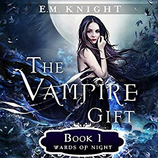 The Vampire Gift 1: Wards of Night cover art