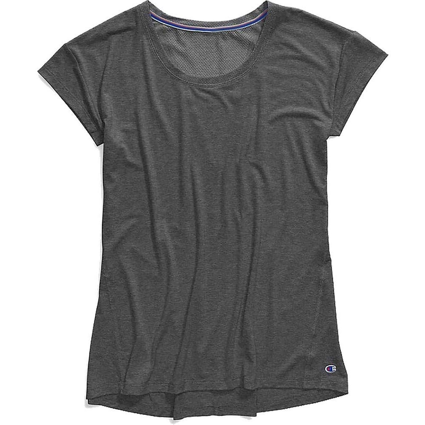 パトワサイクロプスドアミラー(チャンピオン) Champion レディース トップス Tシャツ Champion Plus Size Gym Issue T-Shirt [並行輸入品]