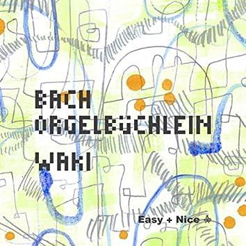 Bach Orgelbuechlein