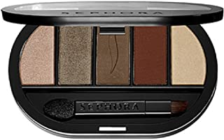SEPHORA COLLECTION Colorful 5 Eyeshadow Palette Color N°12 Simple to Smoldering