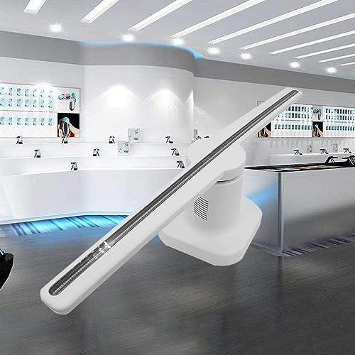 calidad oficial FairytaleMM Portátil Holograma 3D holográfica Jugador Dispaly Ventilador único proyector proyector proyector de Holograma  punto de venta en línea