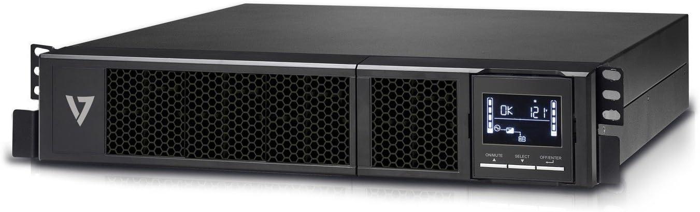V7 Uninterruptible Power Supplies 3000VA UPS Rack Mount 2U LCD (UPS1RM2U3000-1N)
