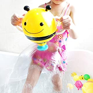 LGXJP Little Bee Waterfall Fountain Toy, Baby Bathing Water Toy Suitable For Boys And Girls Baby toys ( Color : 2 )