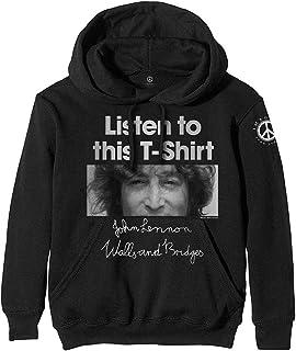 John Lennon Listen Sweat-Shirt À Capuche Homme