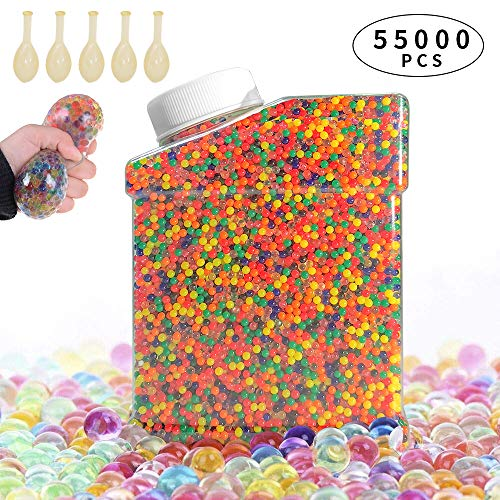 AMAYGA 55000 PCS Bolas de Gel de Agua