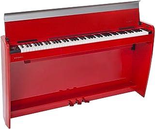 Teclado Dexibell Vivo H7 Rojo Brillante