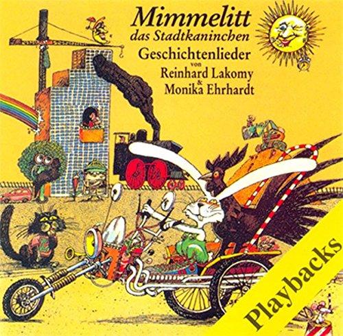 Mimmelitt das Stadtkaninchen: Playback-CD
