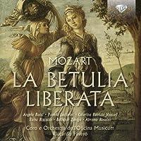 La Betulia Liberata by WOLFGANG AMADEUS MOZART (2013-04-30)