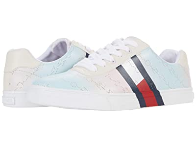 Tommy Hilfiger Laylee (Pastel Multi/Chic Cream) Women