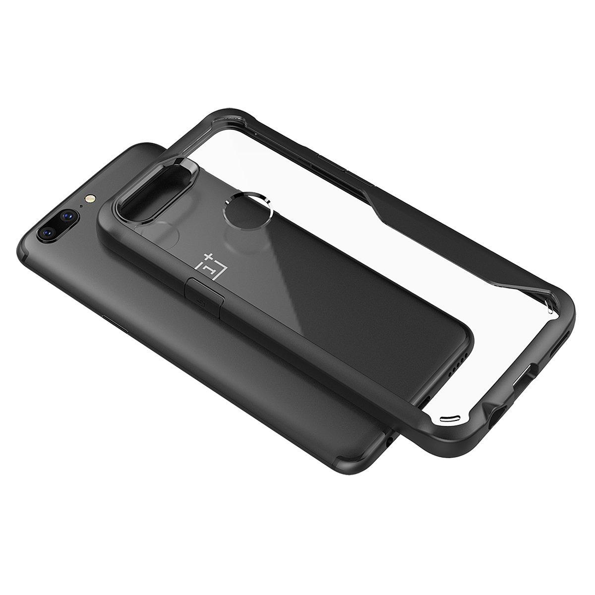 FugouSell OnePlus 5T Funda Silicone, One Plus 5T Carcasa ...