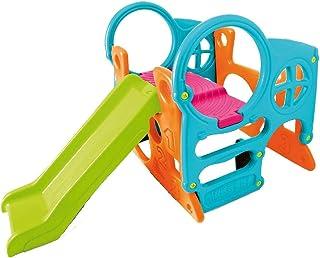 FEBER Activity Center – Centre d'activités avec toboggan pour enfants de 2 à..