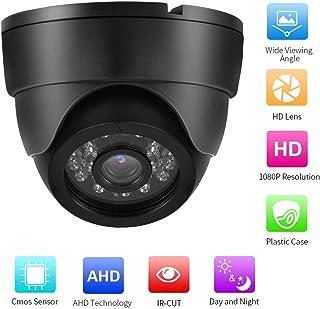 1080P HD WiFi CámaraIP AHD Domo vigilancia Cámaras de Seguridad para el hogar con led Visión Nocturna(PAL System)
