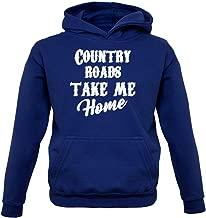 Dressdown Country Roads, Take Me Home - Kids Hoodie - 9 Colours - 1-13 Years