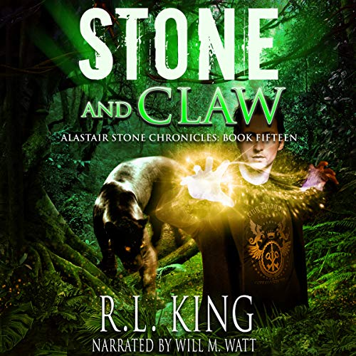 Couverture de Stone and Claw