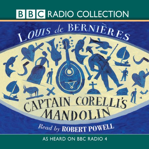 Captain Corelli's Mandolin (Radio 4 Reading) audiobook cover art