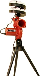 heater slider bowling machine