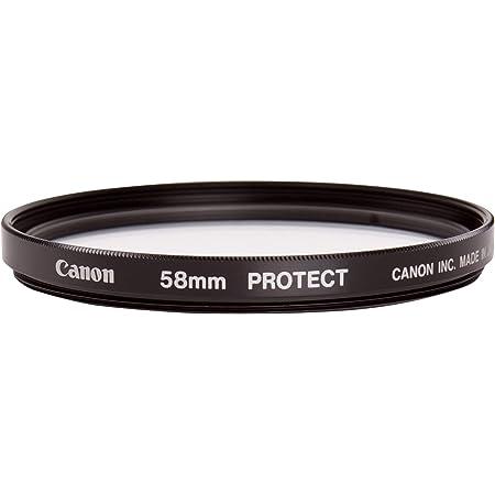 Canon Filtre Protection 58 mm Noir