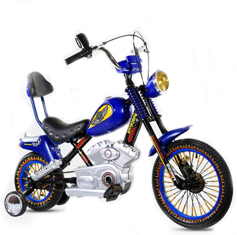 Home Viaggio Bicicletta Bicicletta da Esterno Moto per Bambini Bicicletta da Bicicletta per Ragazzi E Ragazze Bicicletta A Pedali Coperta Bicicletta per Bambini di 310 Anni   18 Pollici