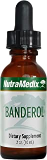 NutraMedix Banderol - Otoba Bark Extract Drops for Inflammatory Response & Microbial Support - (2oz / 30ml)