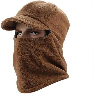 Flyusa Fleece Windproof Ski Face Mask Balaclavas Hood Ski Outdoor Sports Face Mask Neck Warmer